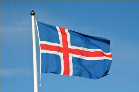 Icelandic Flag - Outdoor Flag