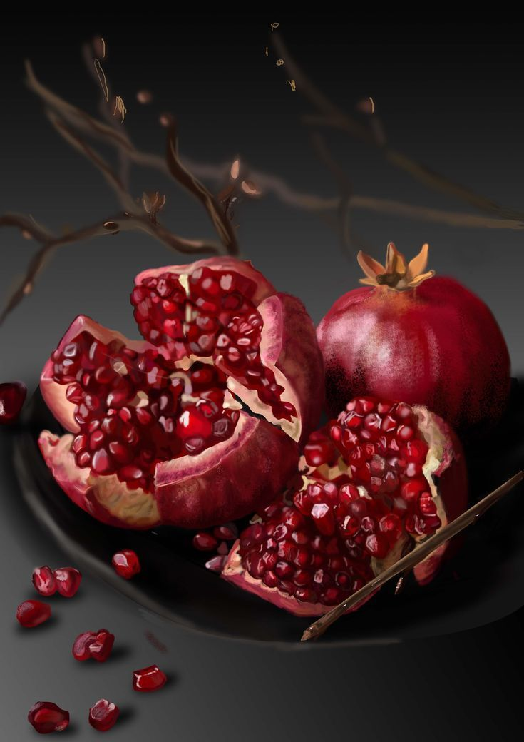 Photo of photoshop drawing pomegranate – Food Carving Ideas