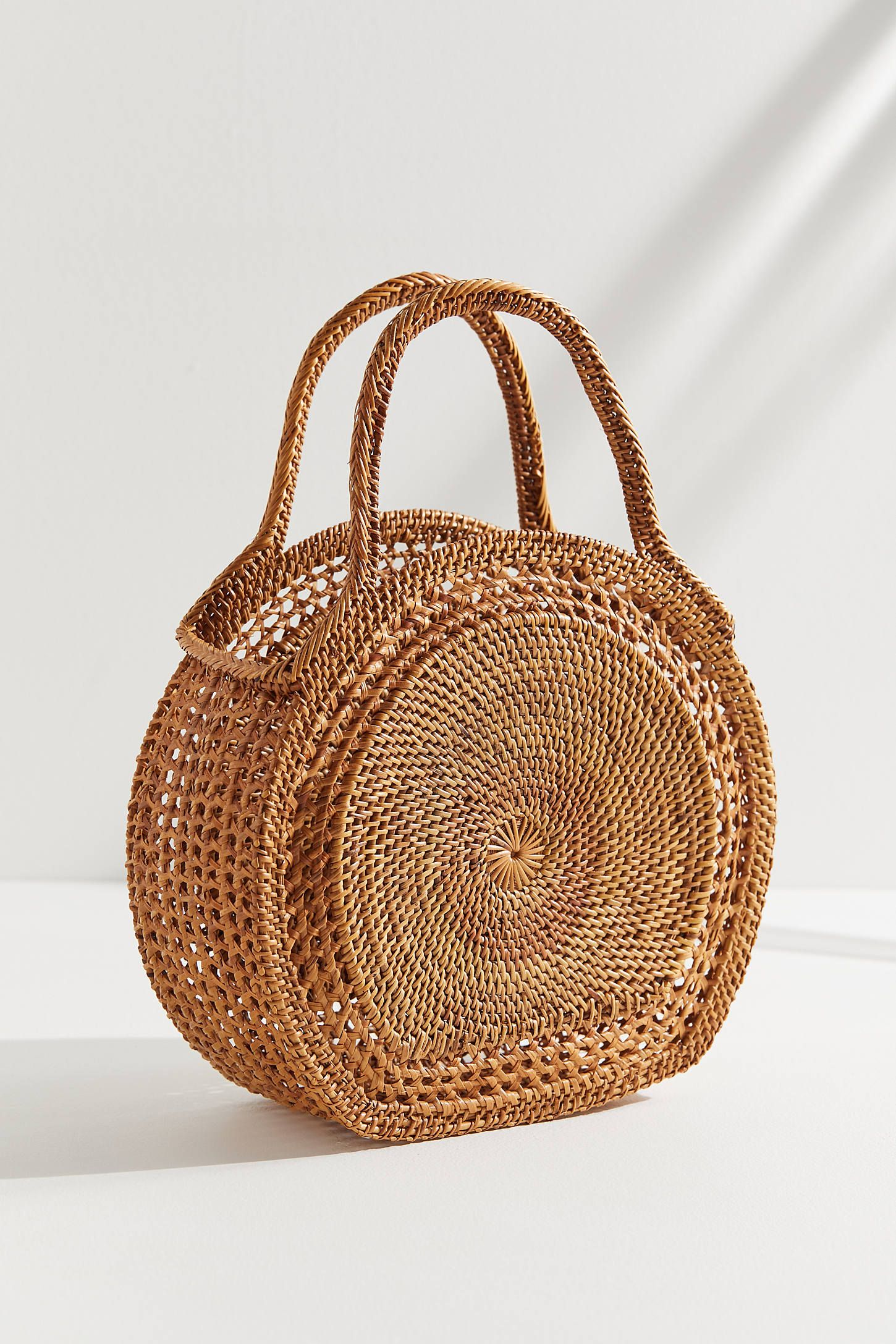 da567640b9b3 Risa Straw Circle Handbag in 2019 | Bolsos | Purses, bags, Bags ...