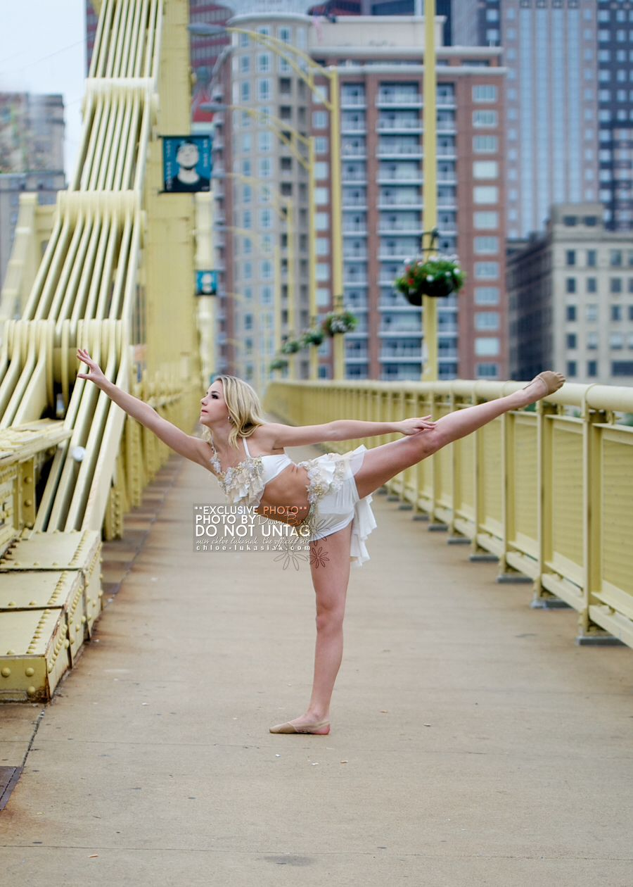 Dance Moms Chloe Lukasiak 2014 Dawn Biery photoshoot (with much smaller watermarks)
