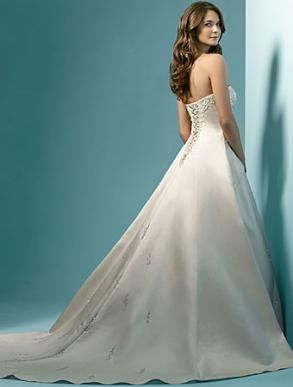 The Dress Wedding Dresses Bridal Dresses Alfred Angelo Wedding Dress