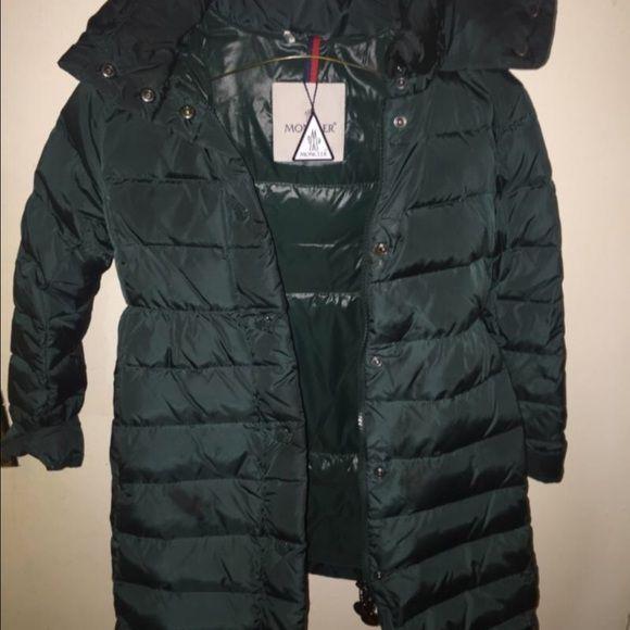 girls moncler coat size 8 my posh picks pinterest fashion rh pinterest com