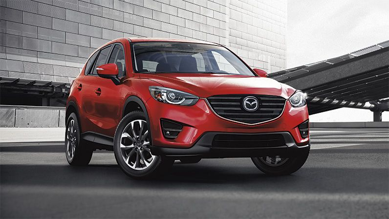Image & Video Gallery 2016 Mazda CX5 Mazda Canada