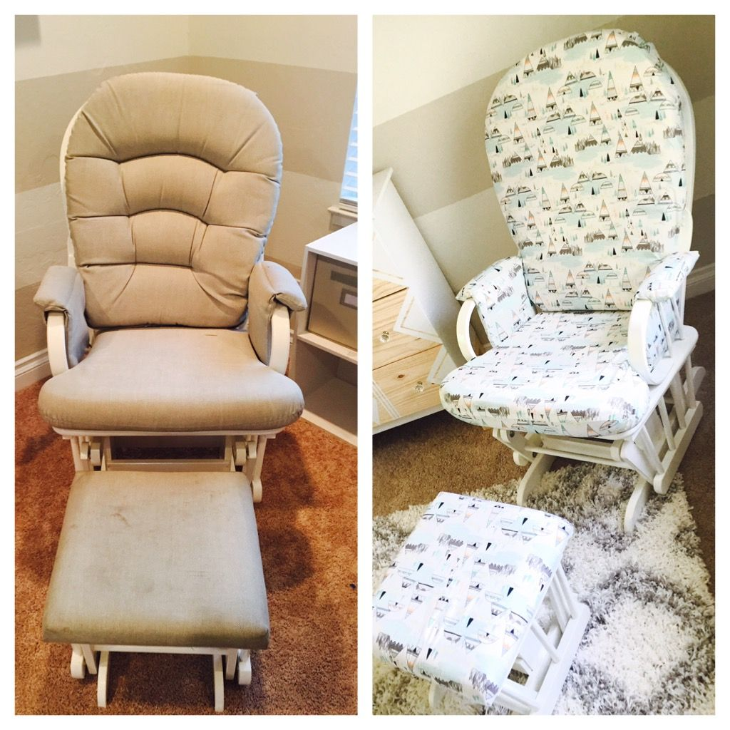 Craigslist deals diy rocking chair for your babys room