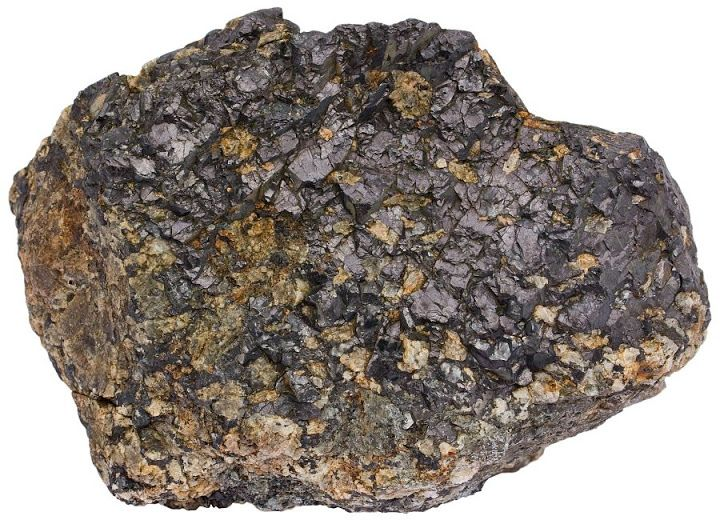 Rocks Of Norway Ilmenite Is Among The Most Important