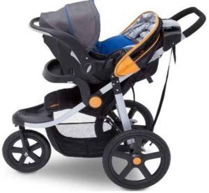 J Is For Jeep Brand Adventure All Terrain Jogging Stroller Is A Feature Rich Baby Jogger That You Can Buy For Under Jogging Stroller Jeep Stroller Baby Jogger
