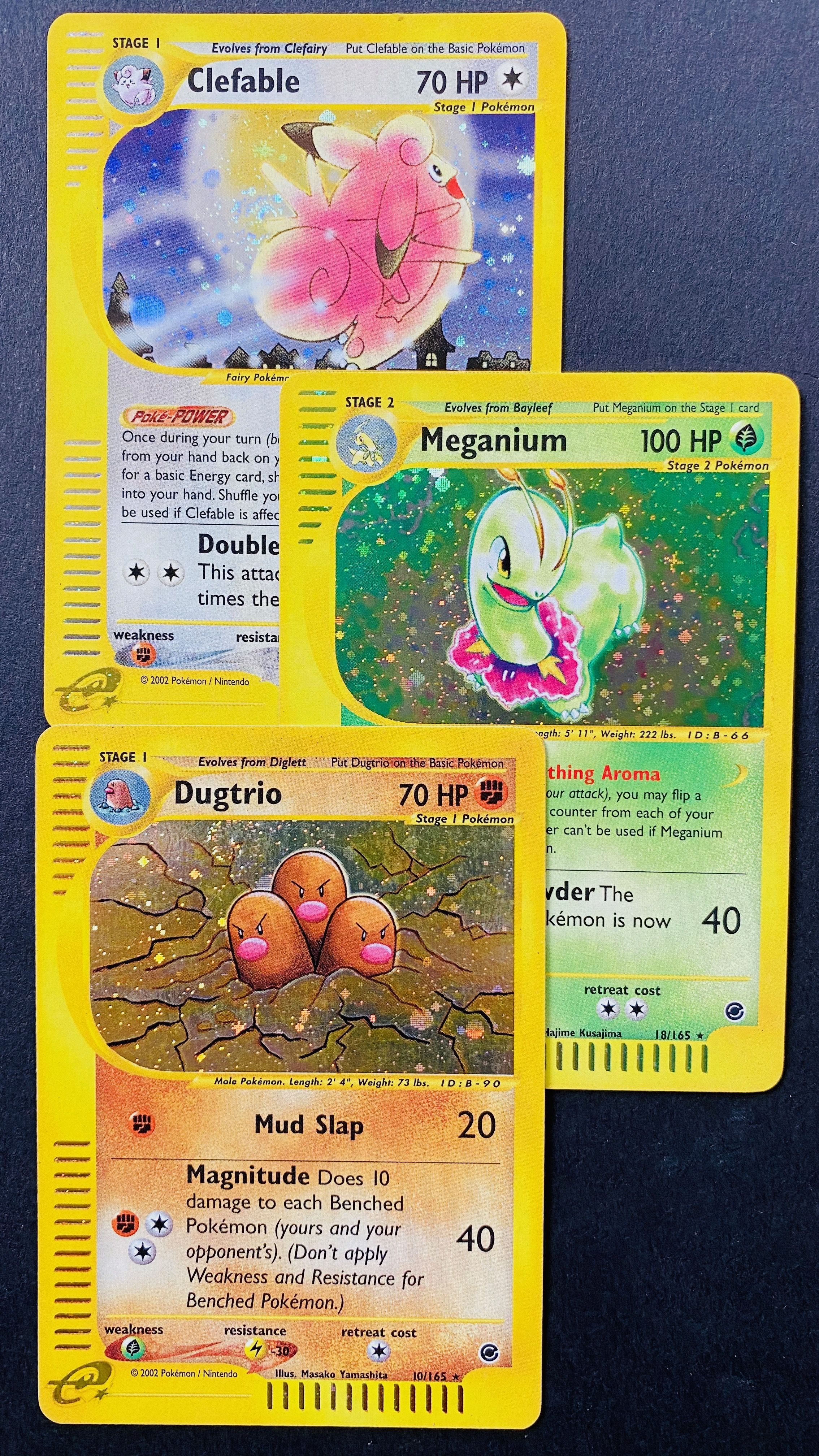Buy all the rarest wizard expedition pokemon cards at best