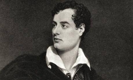 Gordon Byron Lord Byron Lord byron, English poets