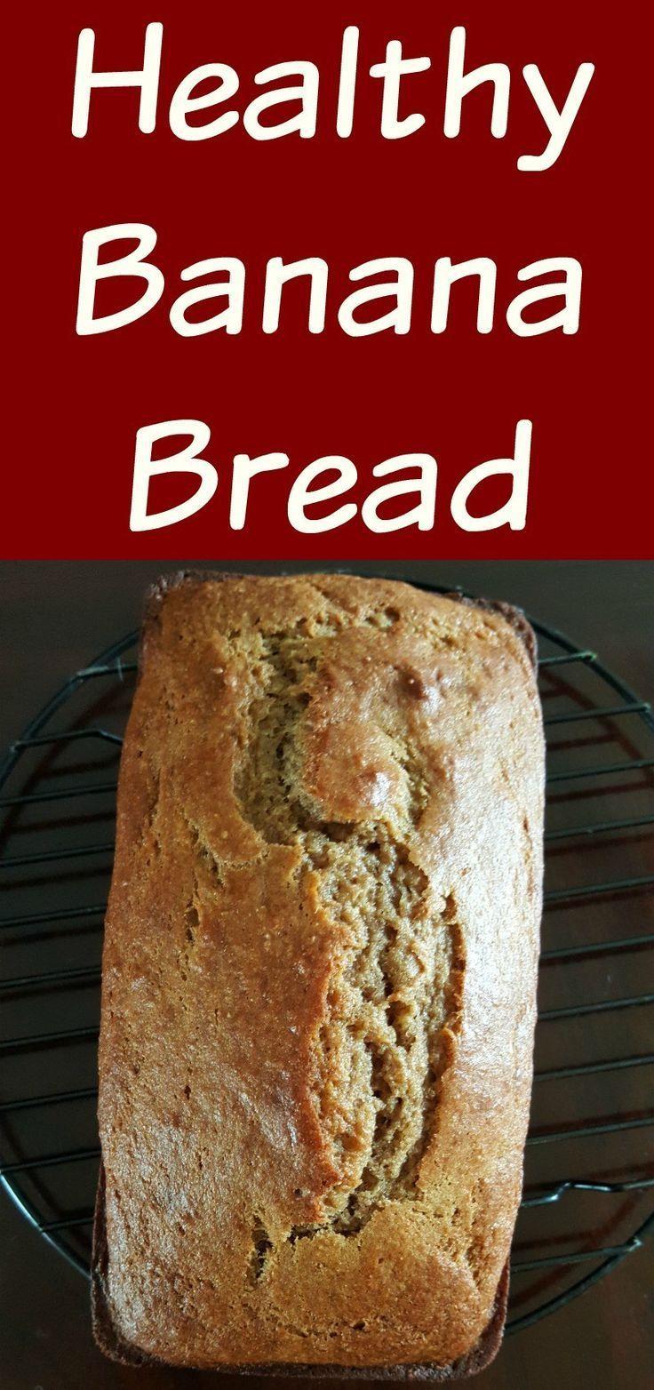 Healthy banana bread recipe healthy banana bread banana bread healthy banana bread forumfinder Image collections
