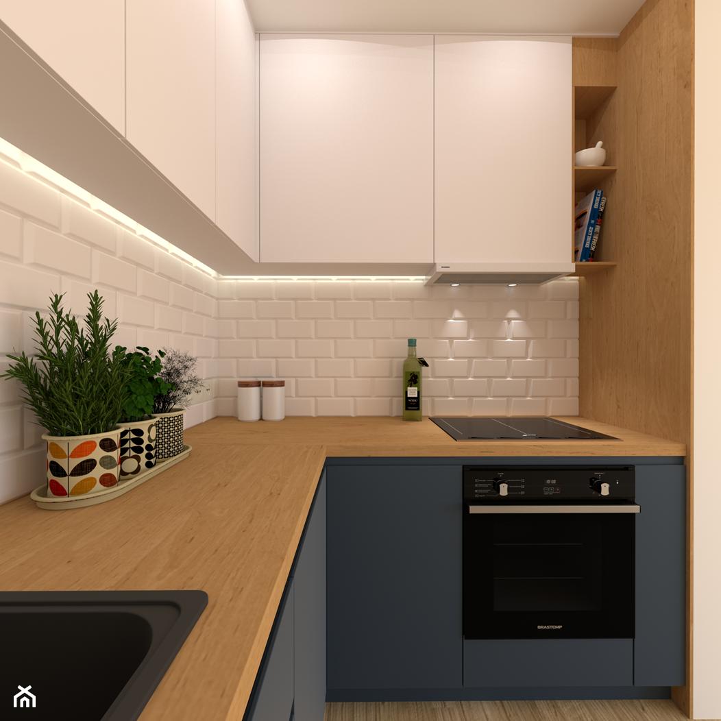 Kuchnia Z Drewnianym Blatem Aranzacje Inspiracje I Pomysly Na Modny Wystroj 2020 Kitchen Room Design Tiny Kitchen Design Kitchen Decor Apartment