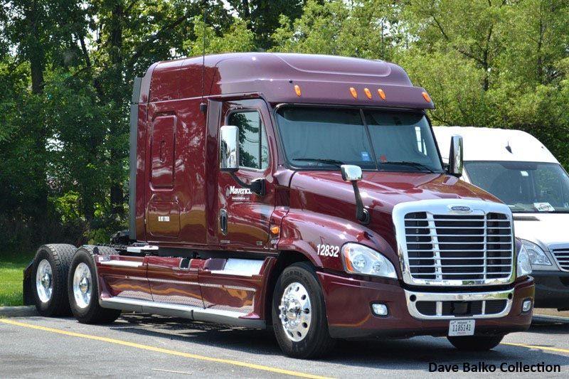 Maverick Freightliner Cascadia Google Search Freightliner