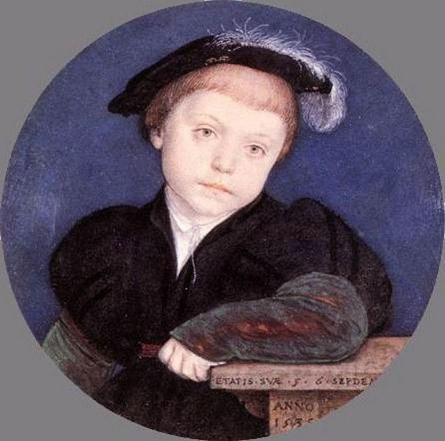Henry Brandon, 2nd duke of Suffolk by Holbein | by little_miss_sunnydale