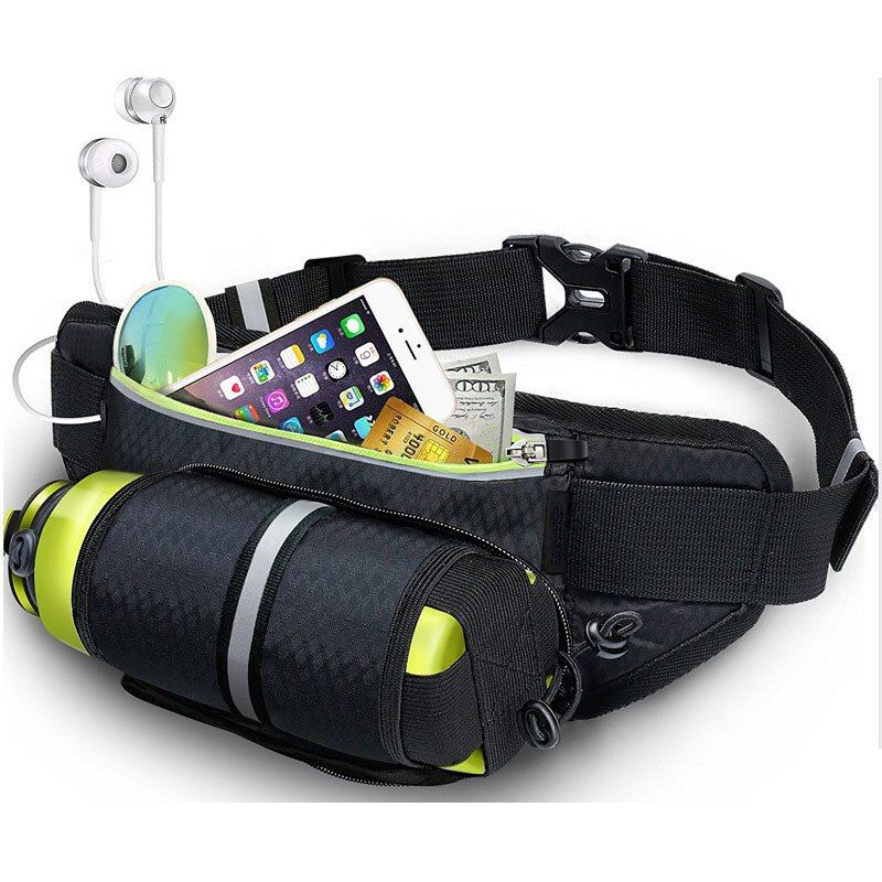 Multi Waist Pack Fanny Bag Mobile Phone Pouch Card Pack Running Sport Sling Bags