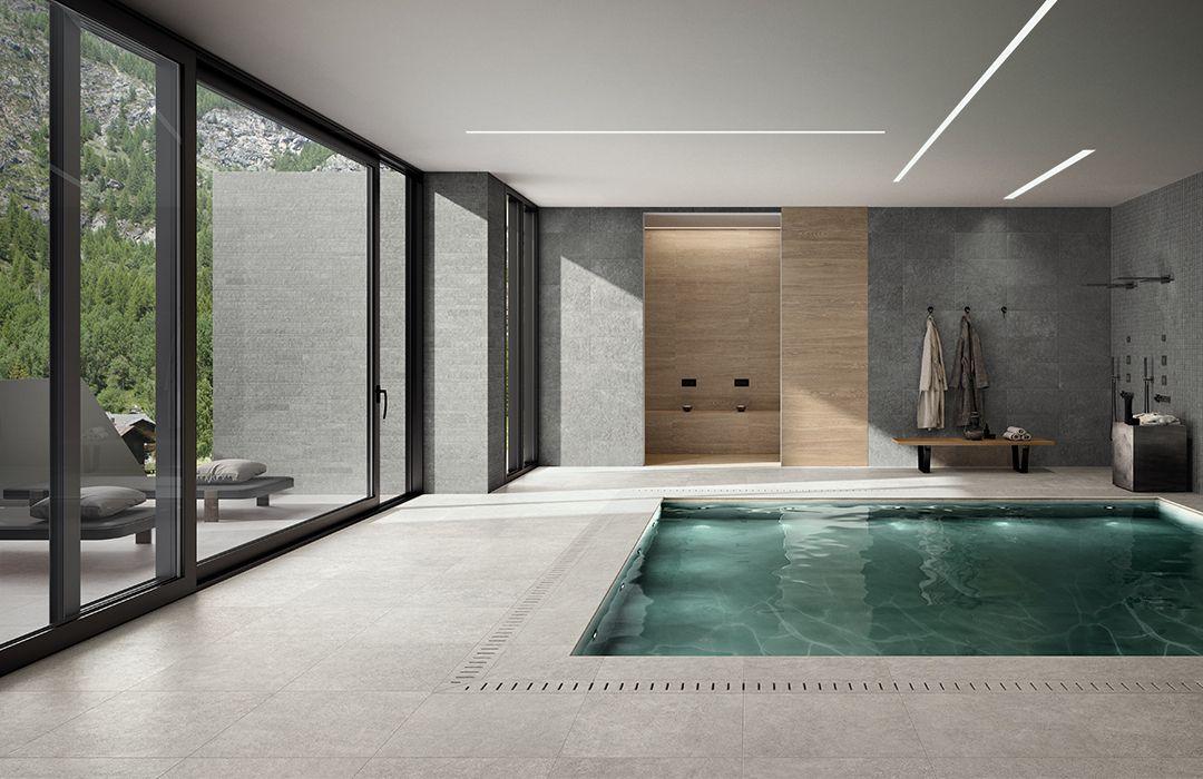 Indoor Floor Design Frontier20 Absolute 20mm 24 X24