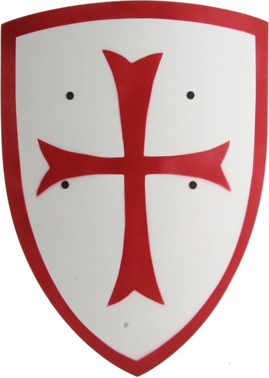 Escudo de cruzadas de madera http://www.hullitoys.com/home/1810 ...