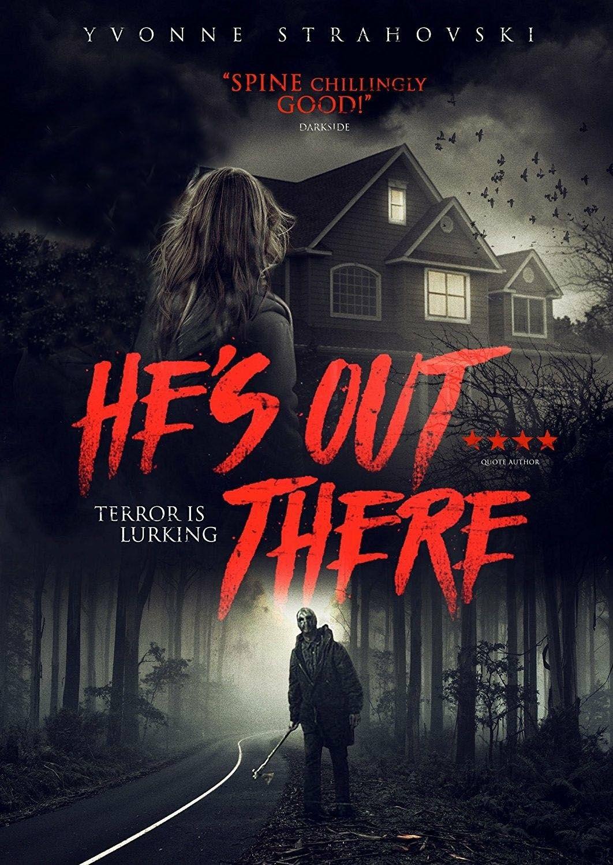 دانلود فیلم Hes Out There 2018 دانلود رایگان فیلم ترسناک هیجانی Hes Out There 2018 با لینک مستقیم و کیفیت Full Hd Scary Films Full Movies Streaming Movies
