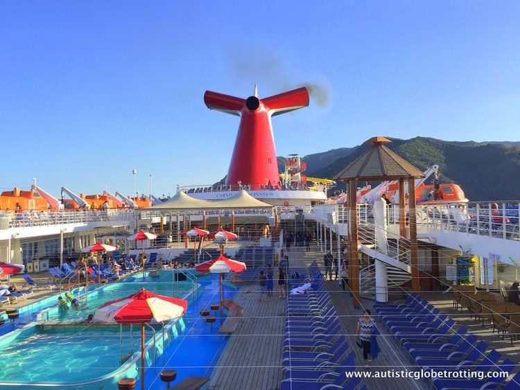 Family Friendly Activities Aboard the Carnival Imagination