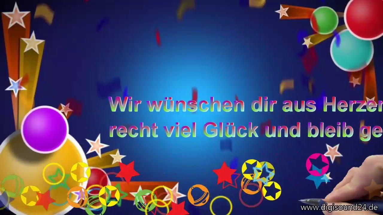 Geburtstagswünsche Video Whatsapp Kostenlos - Best Trend