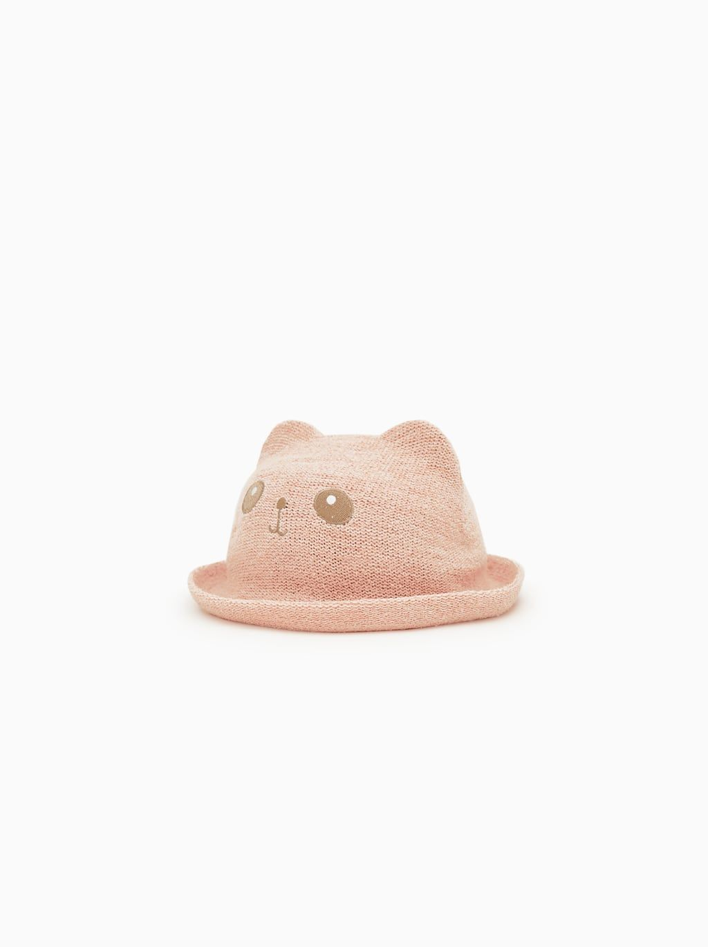 2786df27 STRAW HAT WITH EARS - NEW IN-BABY GIRL | 3 mth - 4 yrs-KIDS | ZARA United  States