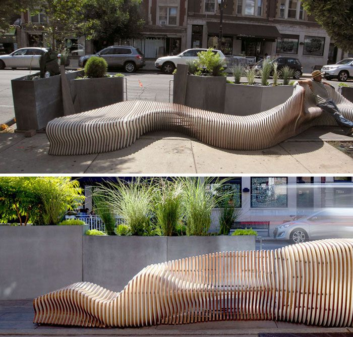 50 Of The Most Creative Benches And Seats Ever Building