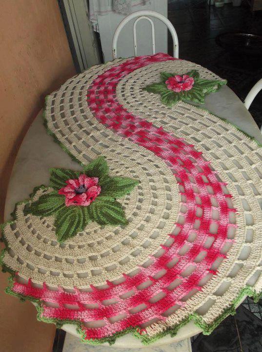 crochet deco hogar buscar con google crochet adornos. Black Bedroom Furniture Sets. Home Design Ideas