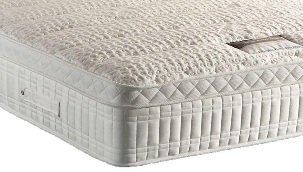 Dura Beds Silver Active 2800 Pocket Mattress 394 Single Bed