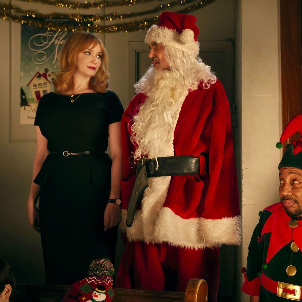 Bad Santa Costume Bad Santa Santa Fancy Dress Santa Costume Fancy Dress