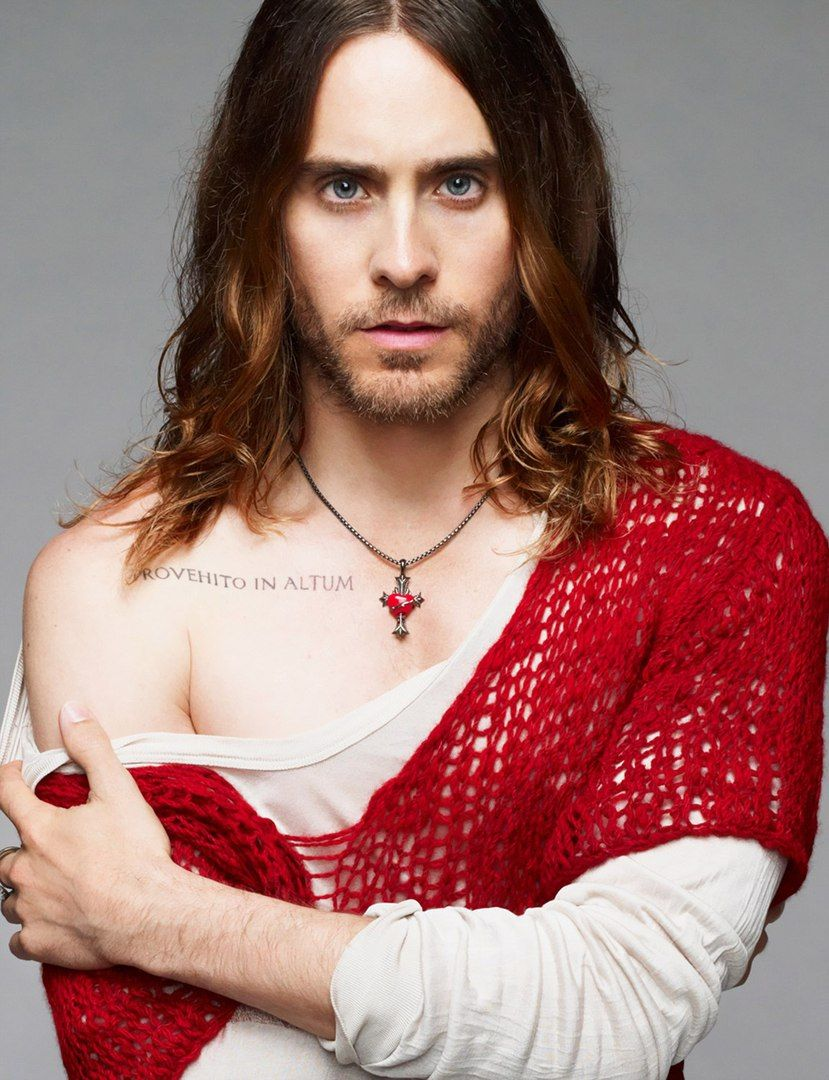Pin By Christine Winarti On 30 Seconds To Mars Jared Leto Jered Leto Jared