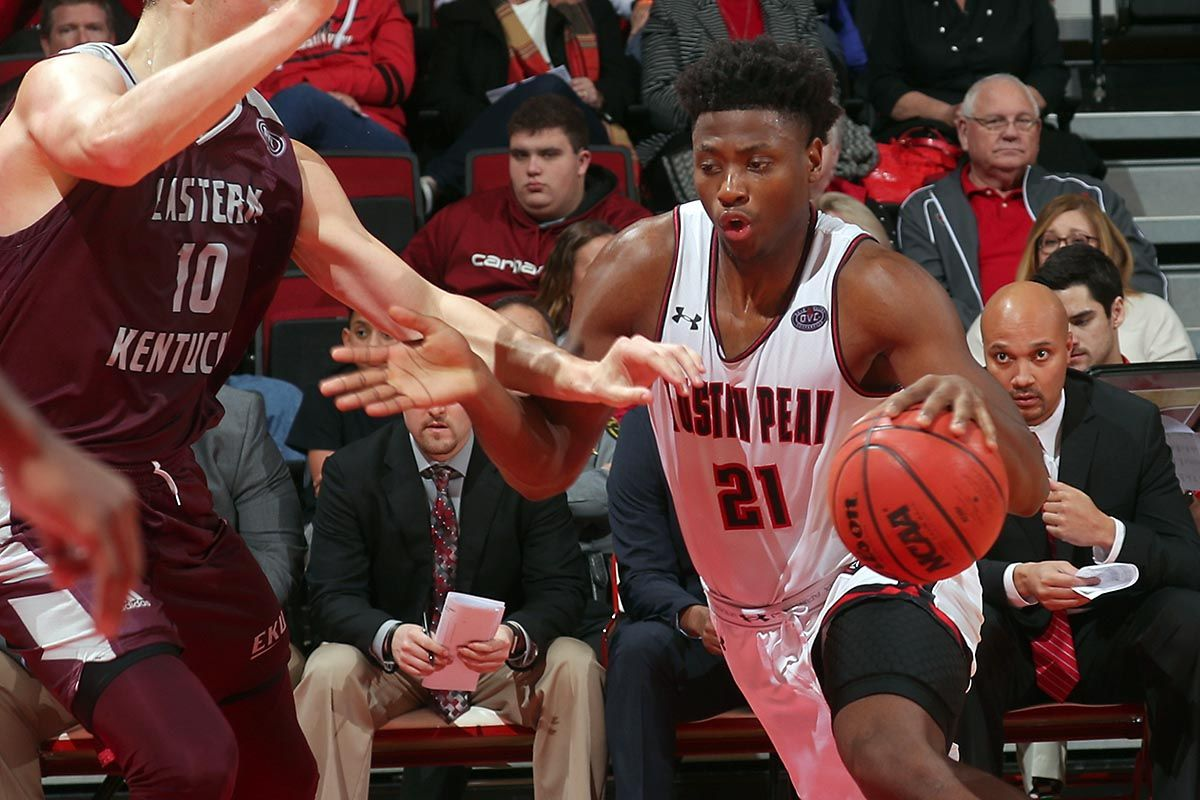 APSU Basketball hosts Tennessee State Basketball