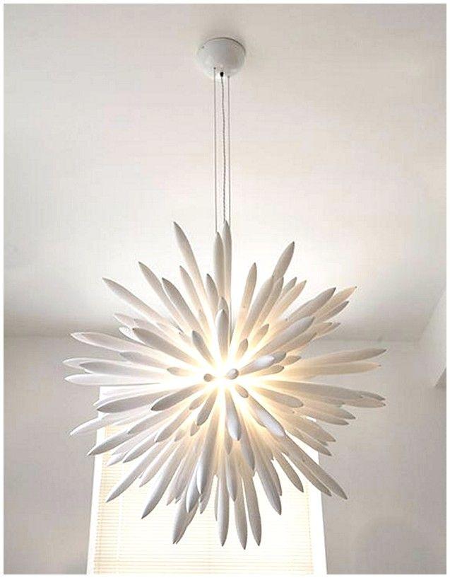 Modern White Chandelier Photo | JJ | Modern chandelier, Chandelier ...