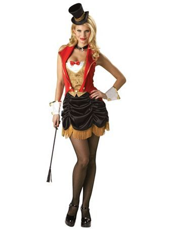 Womens Flirty Three Ring Hottie Costume | Wholesale Occupational ...