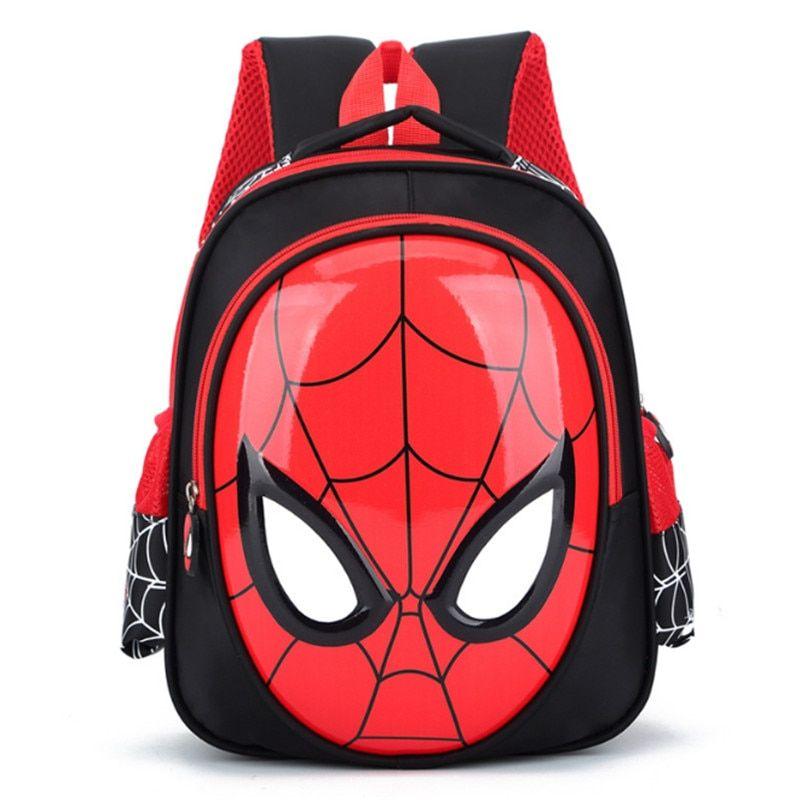 Spiderman Marvel Kinder Rucksack Tasche NEU