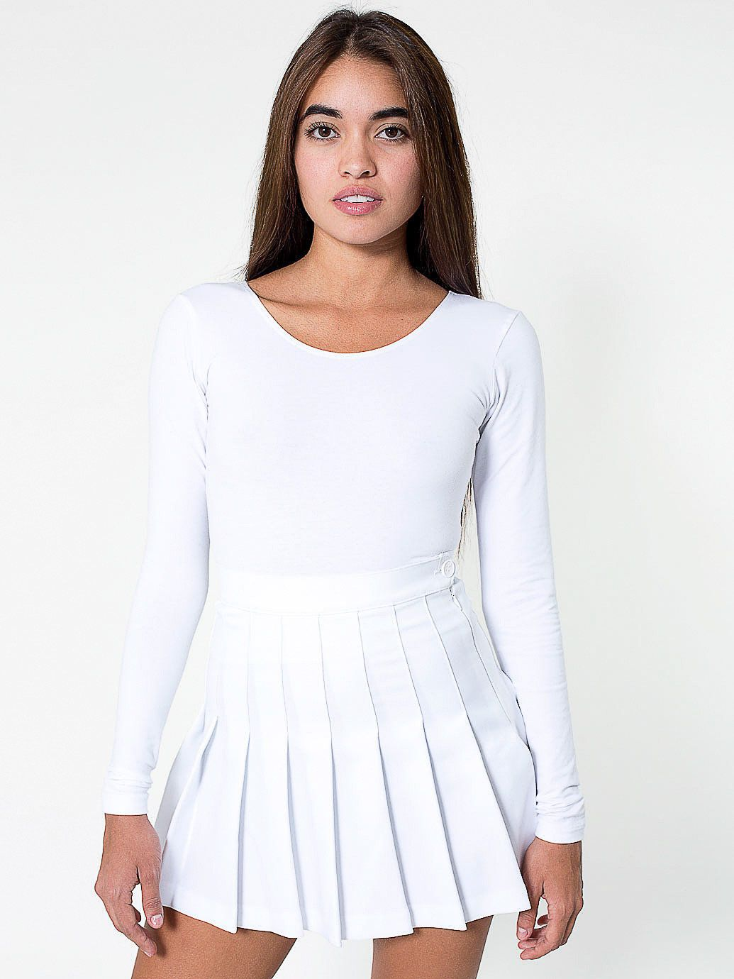 Tennis Skirt American Apparel American Apparel Tennis Skirt Fashion Hot Fashion [ 1380 x 1035 Pixel ]