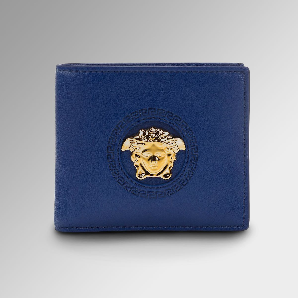 fef0b38a00 Created for stylish globetrotters. Get more #Versace Men's leather ...