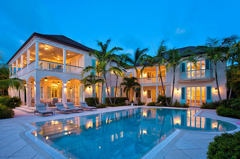 Amazing Grace Bay Beach Providenciales Turks And Caicos Islands Caribbean Villa Rentals By Owner
