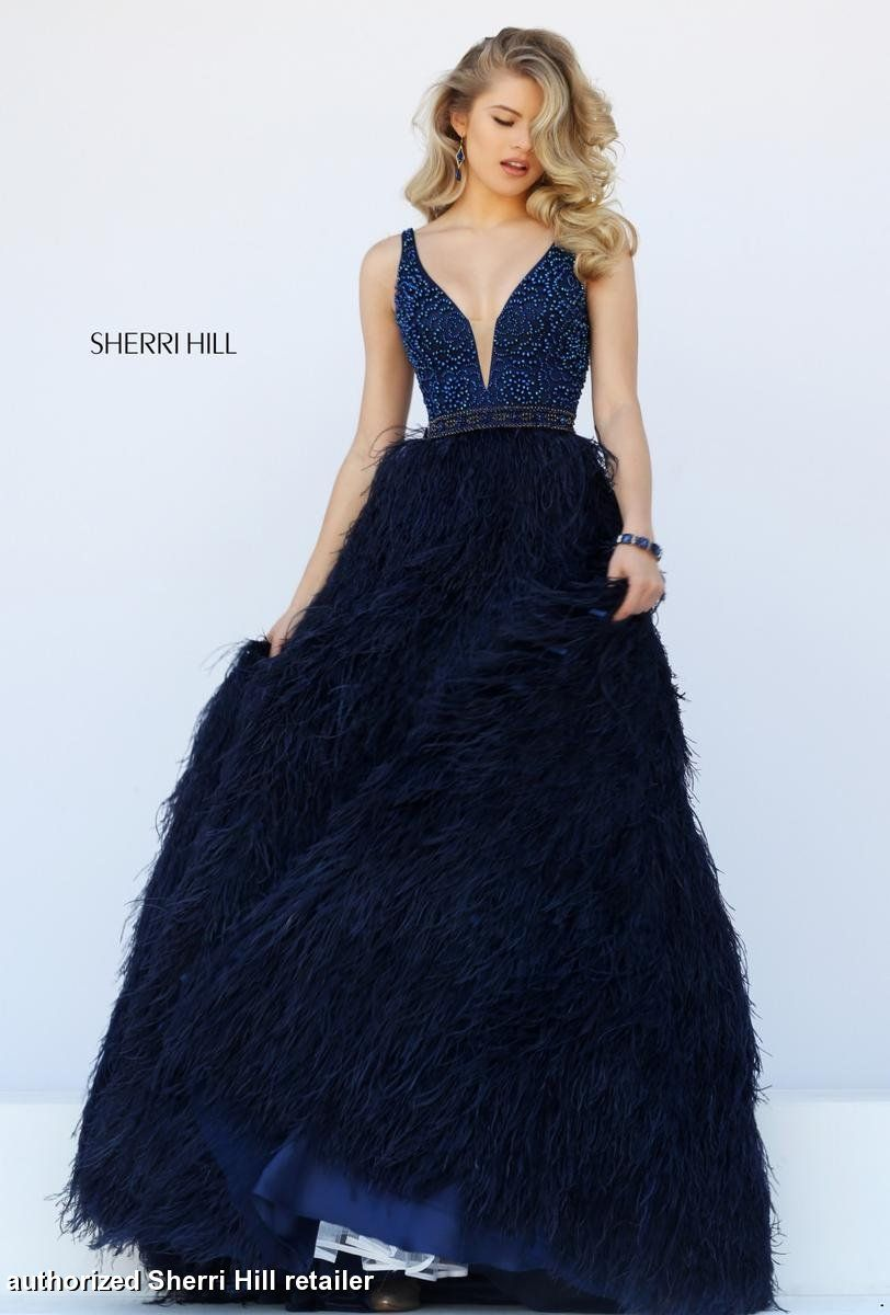 Sherri Hill 32301 Sherri Hill dresses are the most gorgeous dresses that  every girl wants to wear to Prom or Homecoming. Pure Couture Prom is one of  the top ...