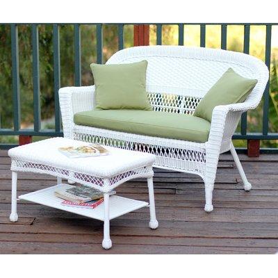 jeco inc 2 piece sofa set with cushions products pinterest rh pinterest com