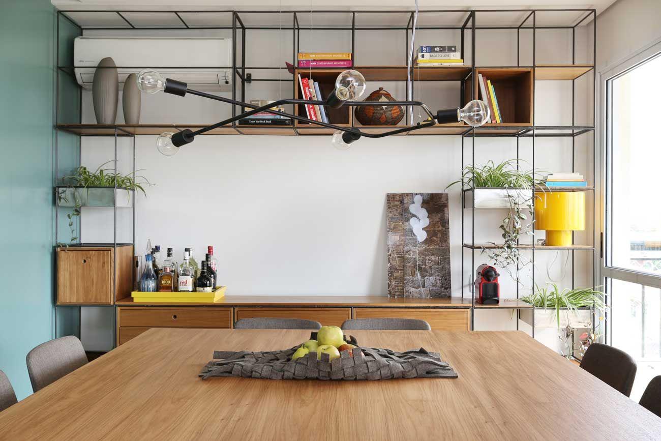 Trinca Como Aparador Sala Jantar E Apoio Estar Para Projeto Do  -> Aparadores Para Sala Porto Alegre