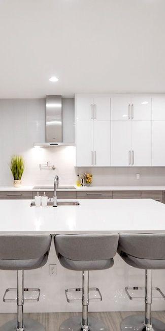 Ikea Cabinet Doors Custom In All Material Types High Gloss White Kitchen Listrumahsakit Com