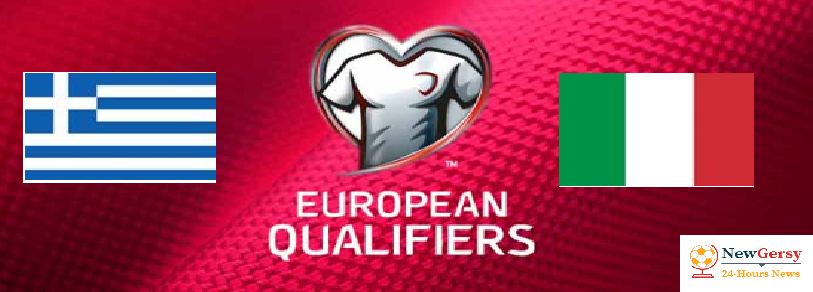 Greece 03 Italy Live stream Euro Qualifiers 2020 Today