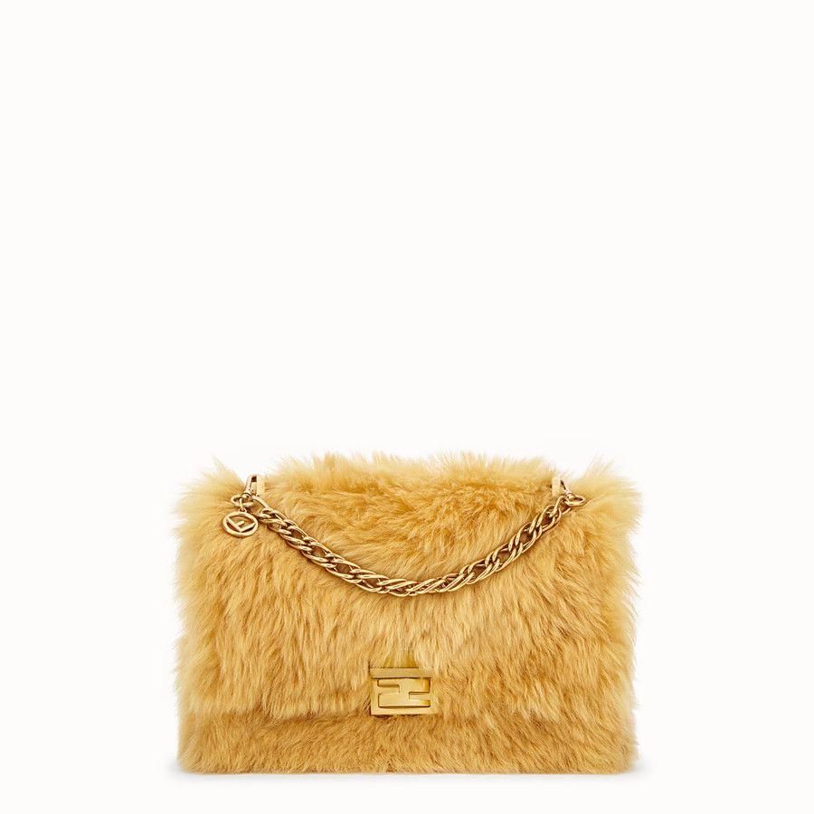 c02fb76f35 Kan u in 2019 | Bags | Bags, Black leather bags, Fendi
