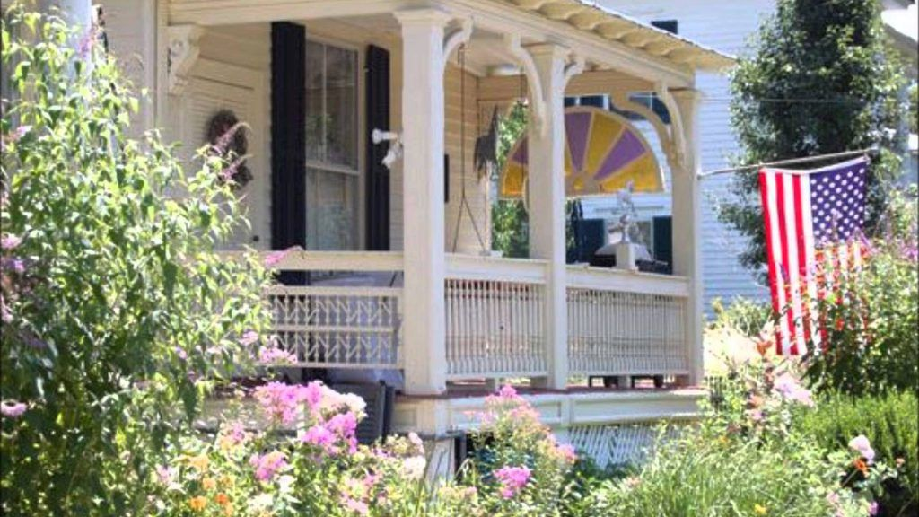 Best Exterior Stunning Porch Railing Craftsman Style Also Porch 400 x 300