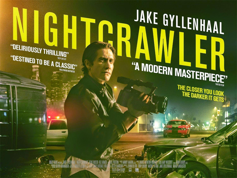 """#Cine/TV: """"Nightcrawler"""", al frente de la taquila en los Estados Unidos http://jighinfo-cine.blogspot.com/2014/11/nightcrawler-al-frente-de-la-taquila-en.html?spref=tw"""