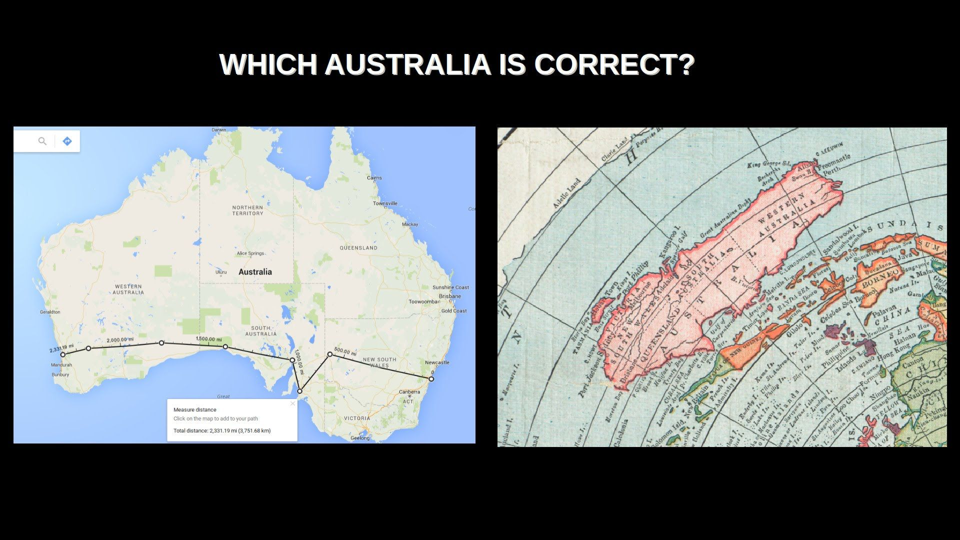 Flat Earth Map 2016.Australia Flat Earth Published On May 29 2016 An Update On The