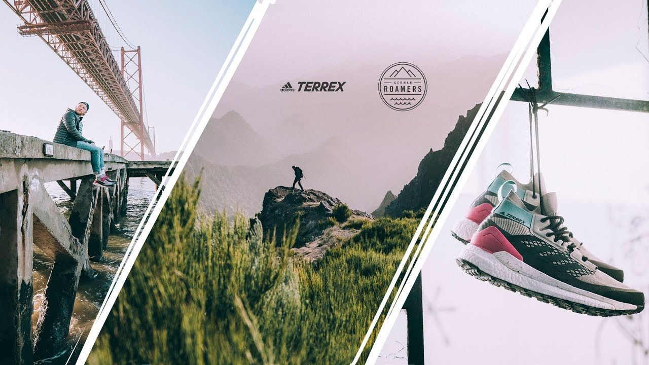 German Roamers x adidas Terrex Escape The Noise (With