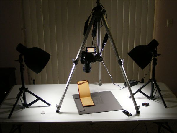 How To Set Up A Professional Home Based Photography Studio