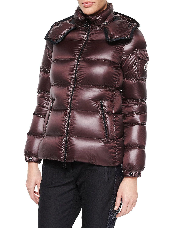 Berre Lightweight Hooded Puffer Coat #FW15 #moncler #coat