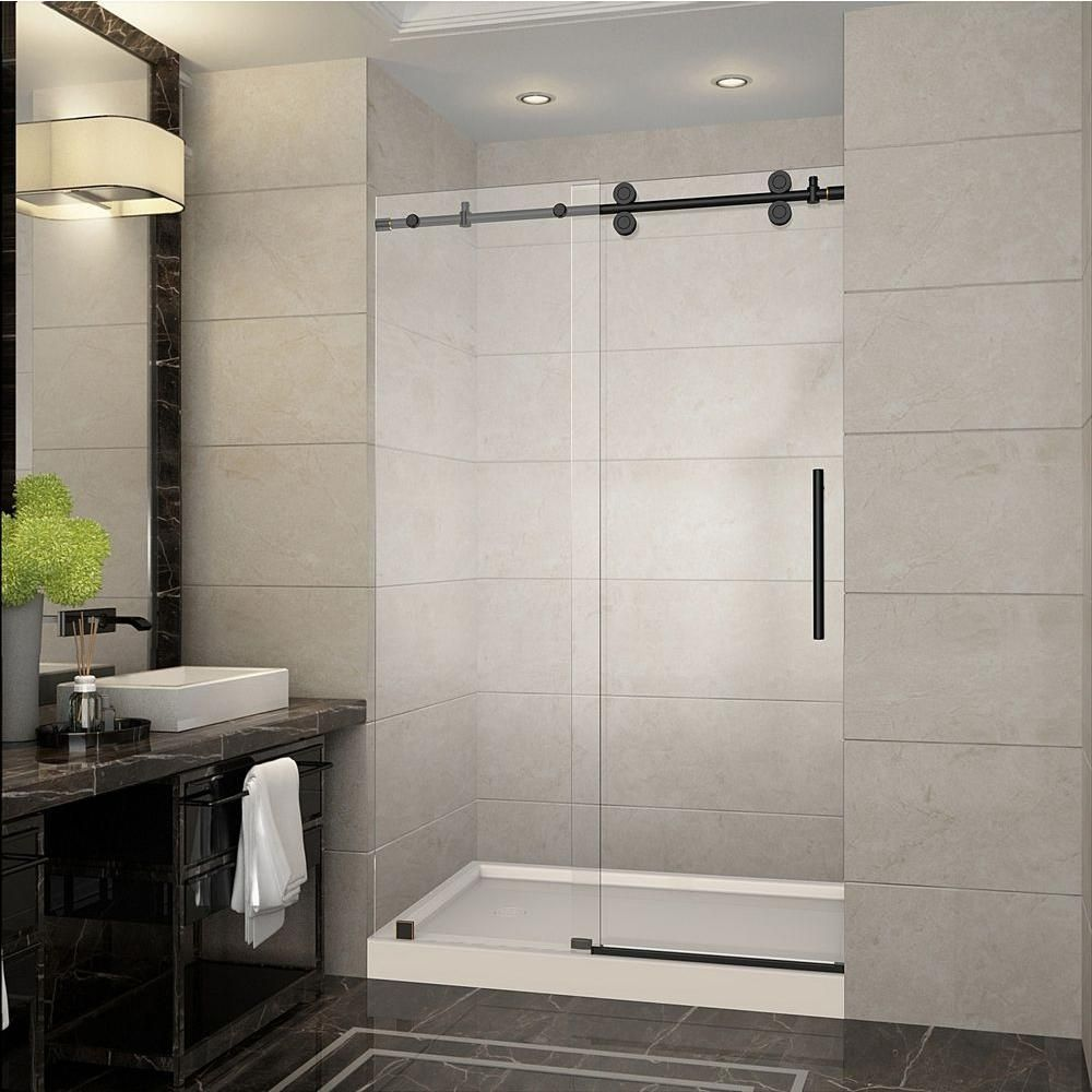 frameless sliding shower door hardware. Oil Rubbed Bronze Frameless Sliding Shower Door Hardware D