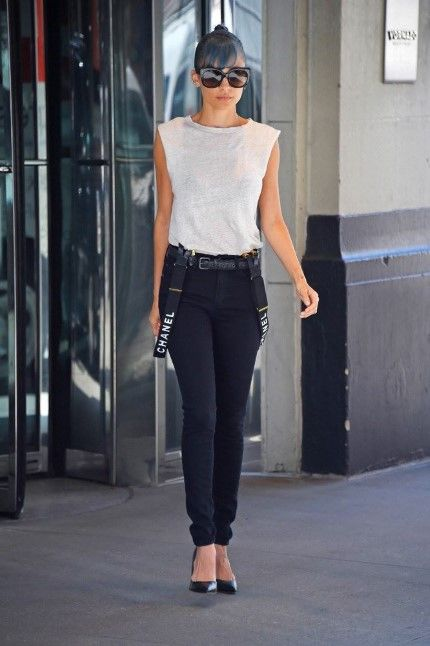 ropa jeans looks tendencias celebridades - 5 (© Getty Images y Especial)