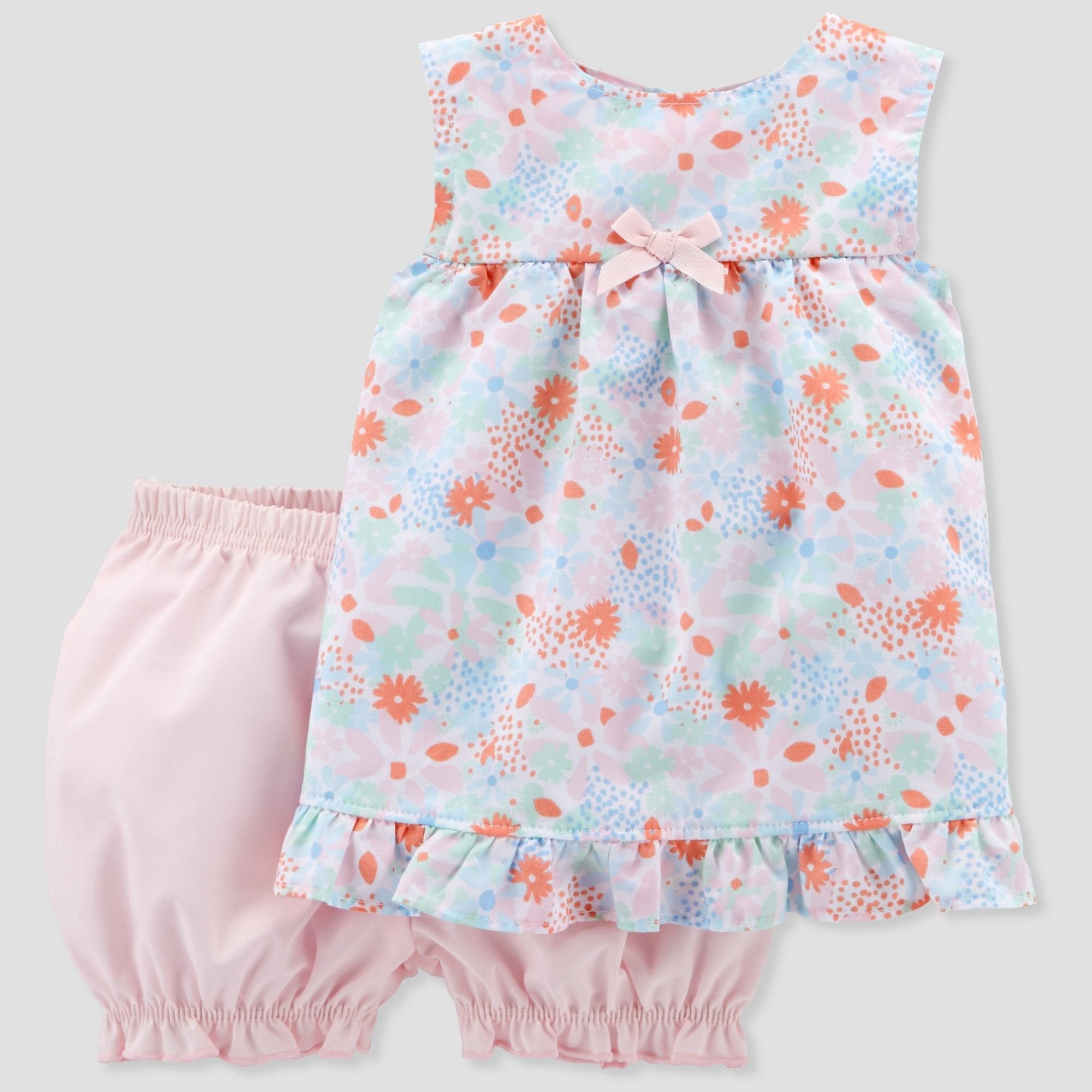 b8e18bfa77497 Baby Girls' 2pc Floral Set - Just One You® made by carter's Pink 12M ...